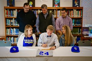 Baseball Photos: Vogel signs with Murray State