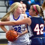 Connection Photos: WHMS Girls vs. Heritage (Phil Stauder)