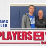 Basketball: Miller and Adams named Farm Bureau POTW