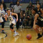 Basketball Photos: Springfield at WH (Girls)