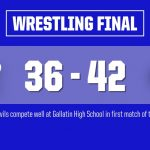 Gallatin tops White House, 42-36