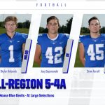 Football: Devils receive three Region 5-4A At-Large Selections
