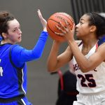 Connection: Heritage girls hang on in OT