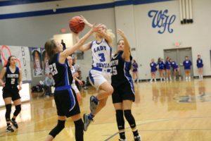 Basketball Photos: Harpeth at WH (Girls)