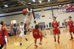 Basketball Photos: Harpeth at WH (Boys) – 3OT