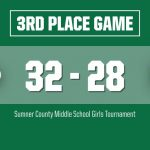SCMST Girls: Shafer 32, Knox Doss 28 (Final)