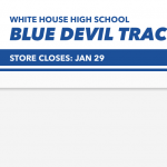 Order gear at the WH Track and Field store by Jan. 29th!