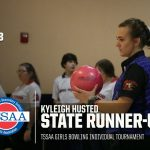 Bowling: Husted finishes 2nd in State!