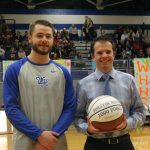 Basketball: Adams now 5th all-time leading scorer