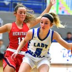 Connection: Heritage girls sweep White House