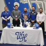 Football: Stovall signs with Illinois College