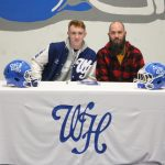 Photos: Stovall signs with IC