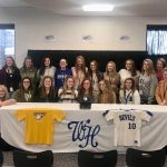 Softball: McCall signs with Midway University