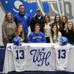Football: Neufeld signs with Lindsey Wilson