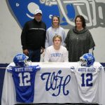 Football: Anderson signs with Trinity International