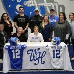 Football Photos: Anderson signs with TIU