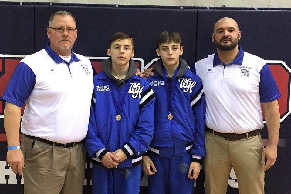 Connection: Two Blue Devils qualify for TSSAA state wrestling tournament