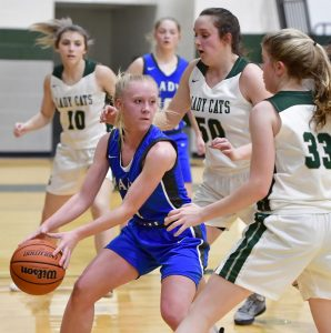 Basketball Photos: WH at Greenbrier Girls (Phil Stauder)