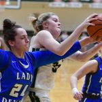 Connection: Greenbrier girls sweep White House