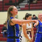 Basketball Photos: WH vs WH Heritage (District 9-AA Girls)