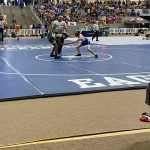 Wrestling: Hutcherson suffers pin fall in first state match