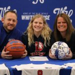 Soccer Photos: Miller signs with Dyersburg State