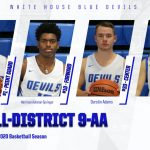 Basketball: Four Devils named All-District 9-AA