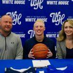 Basketball: McDonald signs with Johnson University