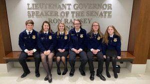 Photos: FFA at State Legislature