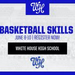 Register Now for 2020 Youth Basketball Skills Camp, June 8-10