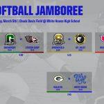 Softball Jamboree Thursday 4 p.m.