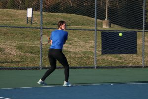 Tennis Photos: WH at PJPII (Scrimmage)