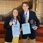 DECA: Three Blue Devils advance to Nationals