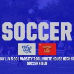 Soccer: Rossview at White House 7:00 Tuesday