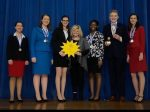 Higdon honored by National Speech and Debate Association