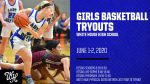 Girls Basketball Tryouts set for June 1-2
