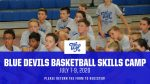 Register for Youth Basketball Skills Camp July 7-9