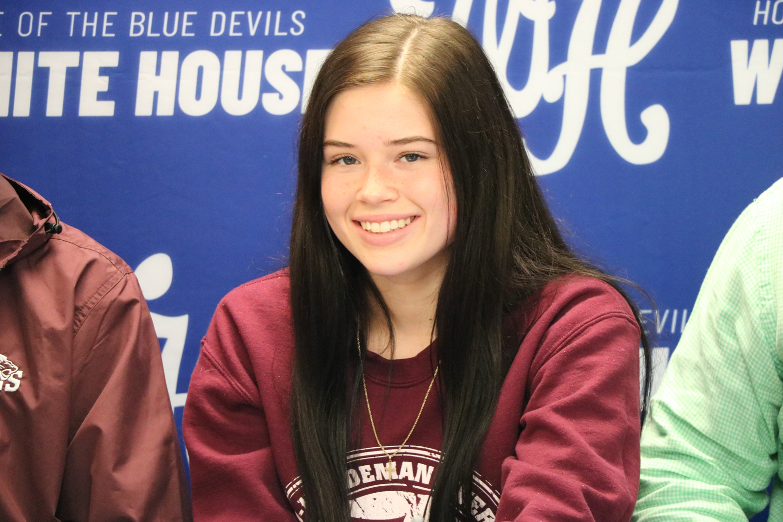 Tennis Photos: Corbitt signs with Freed-Hardeman