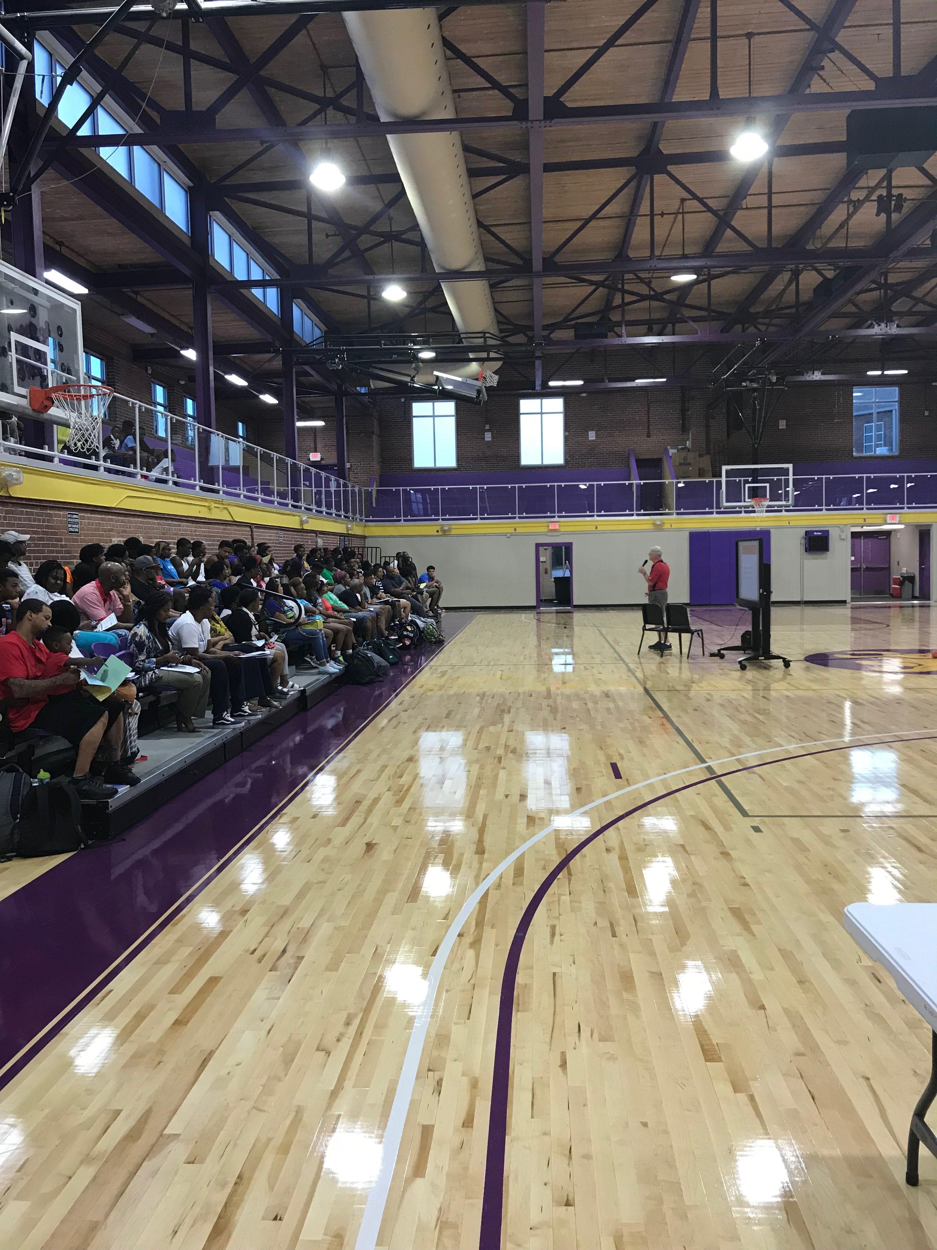 Legacy Hosts Successful College Athletics Seminar