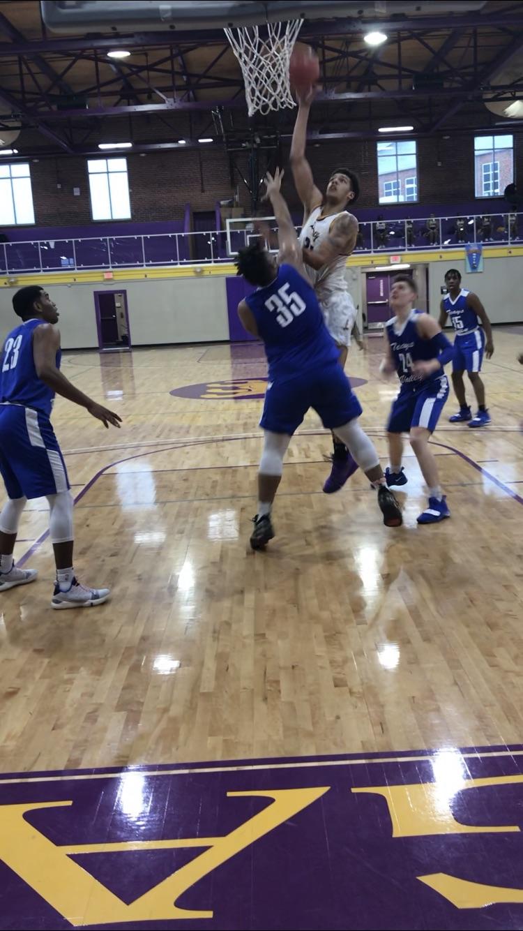 LEC Boys' National Takes Down Teas Valley, 65-52