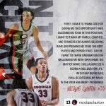 Nic Claxton Declares for NBA Draft