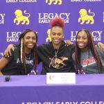 Lady Lions Sign LOI Last Night