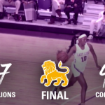 LEC Lady Lions Earn Key Home Victory over Comenius, 67-49