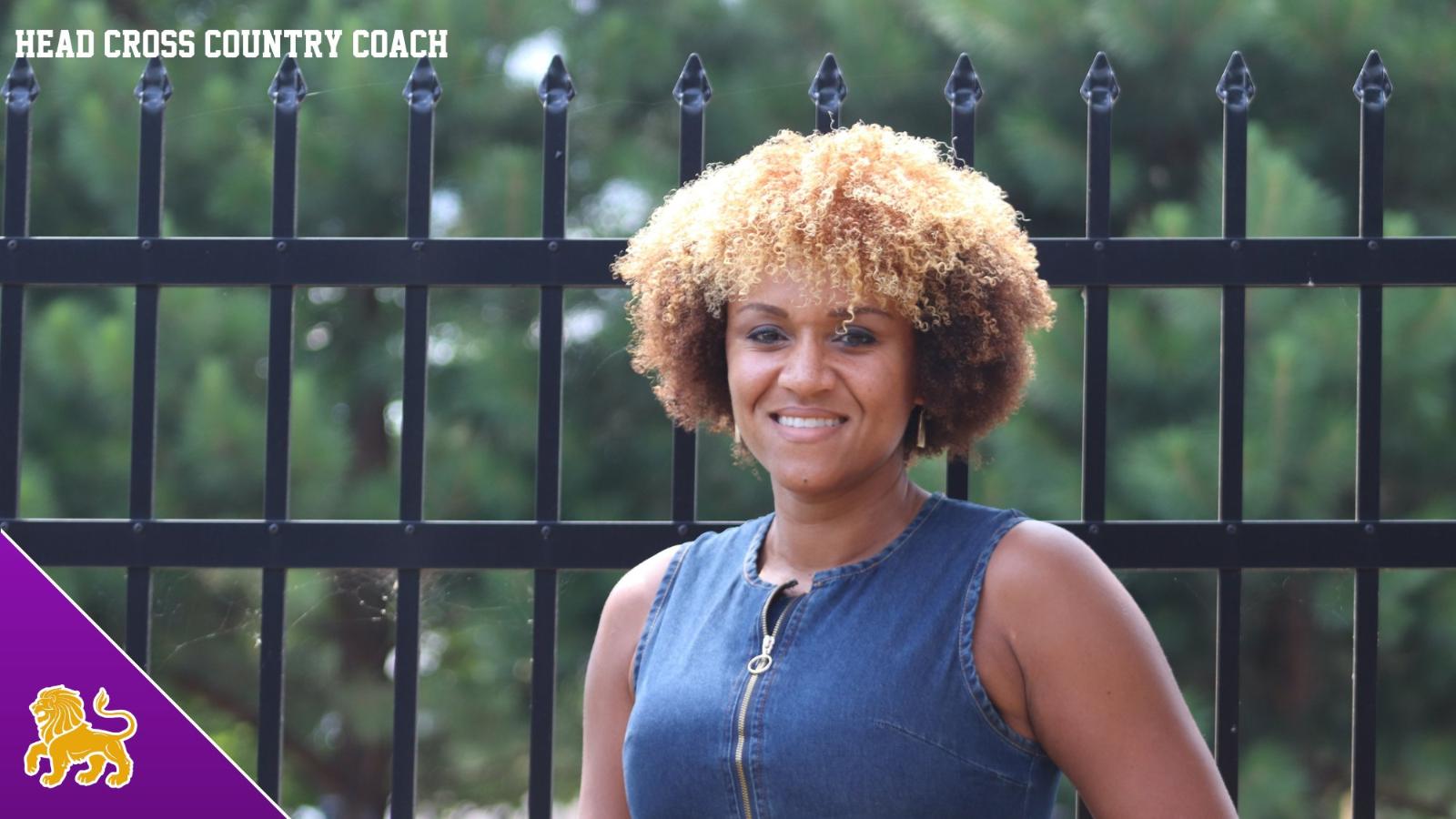 Jekesha Herring Named Head Cross Country Coach