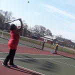 Lady Warriors Varsity Tennis