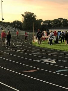 Girls Sectional Meet