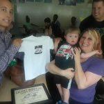 Calumet Warrior Wrestling Junior Coach River Bremer