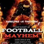 Warriors vs. Panthers