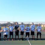 Warriors Boys Tennis