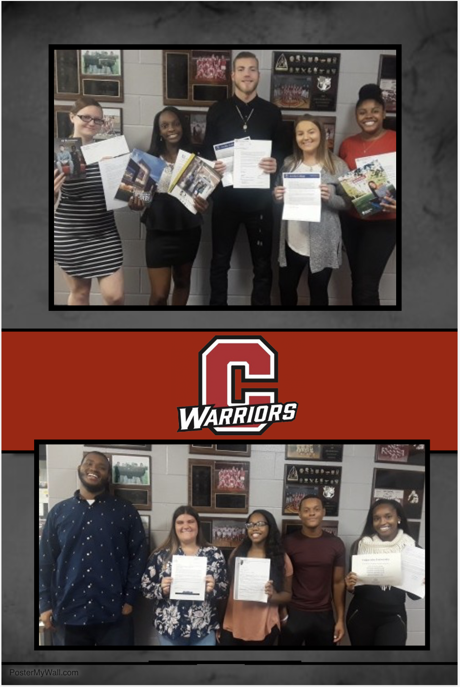Warriors Excelling Academically